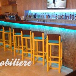 Барные стулья на заказ для Pho'n'roll cafe